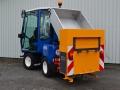 Tørstofspreder til traktor-redskabsbærer
